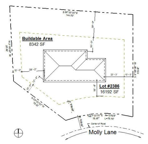 property line map revit oped property boundaries and setbacks