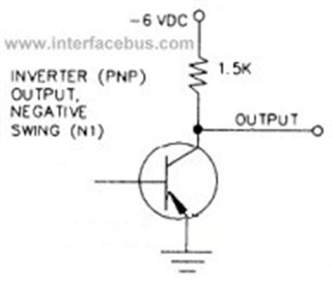 transistor npn inverter dictionary of electronic and engineering terms transistor lifier circuits