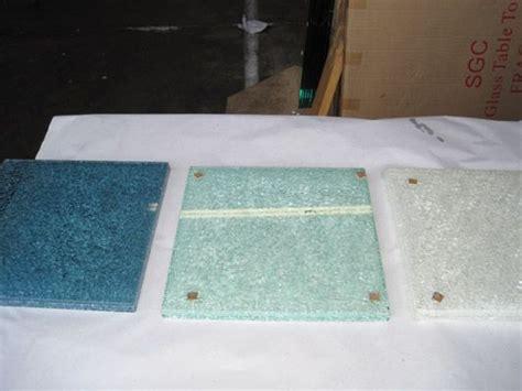 crackle glass table top crackle glass table tops kitchen dining