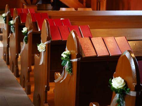 decoracion de iglesia para boda religiosa ideas para la decoraci 243 n de la iglesia el dia de tu boda