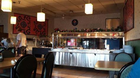 buffet area picture of mandarin garden restaurant