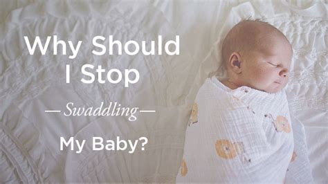 Can I Swaddle My Baby In The Crib When To Stop Swaddling Is My Baby Ready