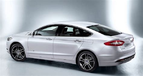 New Ford Mondeo 2018 by 2018 Ford Mondeo Specs Price Redesign Changes