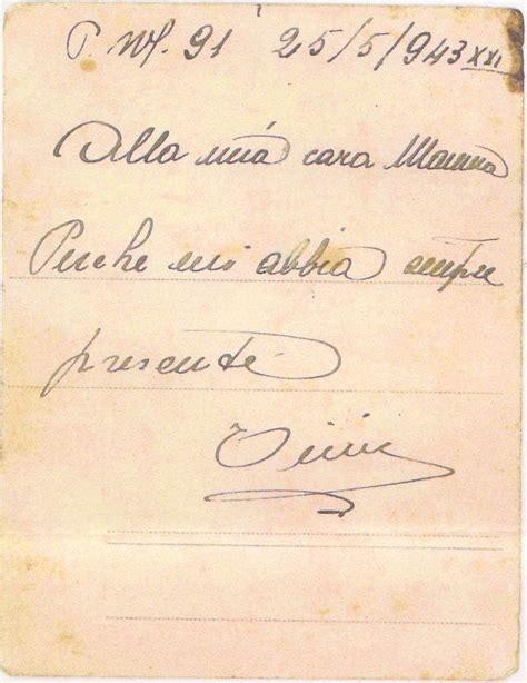lettere partigiani lissone la ii guerra mondiale vista con gli occhi di un