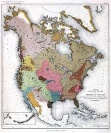 indian tribes of map indian tribes of the united states access genealogy