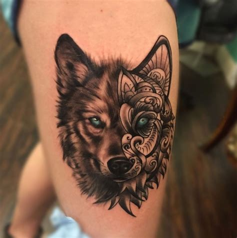 most beautiful small tattoos 50 of the most beautiful wolf designs the