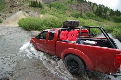 nissan tacoma truck custom nissan frontier tacoma bedrack expedition