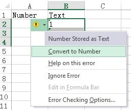excel 2007 format number as text vba convert text to number format how to convert text