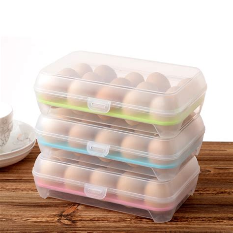 Kitchen Egg Containers Containers Keep Food Promotion Shop For Promotional
