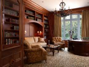 Home Study Room by 12 Dreamy Home Libraries Decorating And Design Ideas For