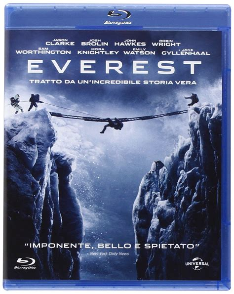 film scalata everest la scalata dell everest arriva oggi in blu ray e dvd