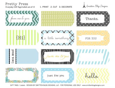 anytime gift tags free printable smitten blog designs