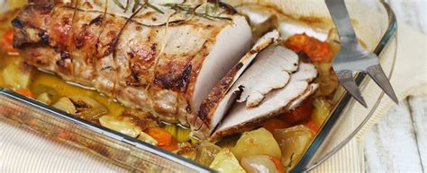 come cucinare il lombo di maiale lonza al forno un arrosto speciale agrodolce