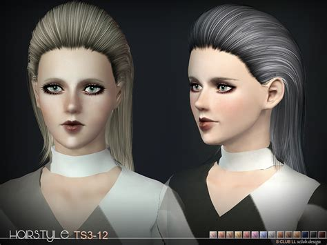 s club ts3 hair n9m s club s sclub ts3 hair n12