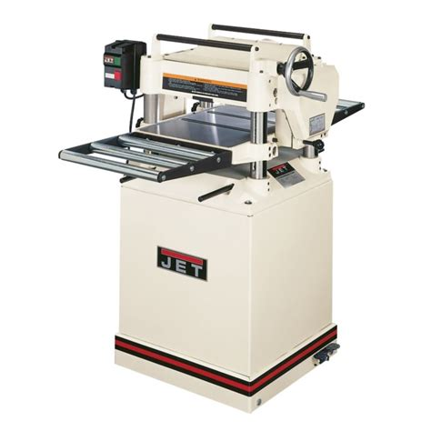 jet woodworking tools jet 708538 jwp 15dx 15 inch planer with change knives