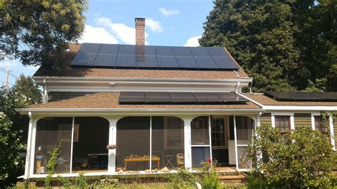 solar panels on roof why standing seam solar metal roof beats tesla solar roof
