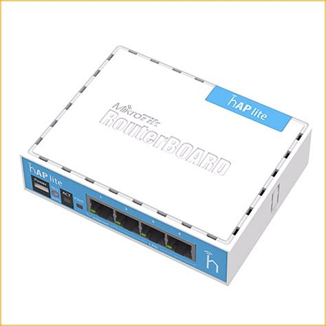 Mikrotik Router Rb 941 Routerboard Mikrotik Rb 941 2nd C Wi Fi Configurado