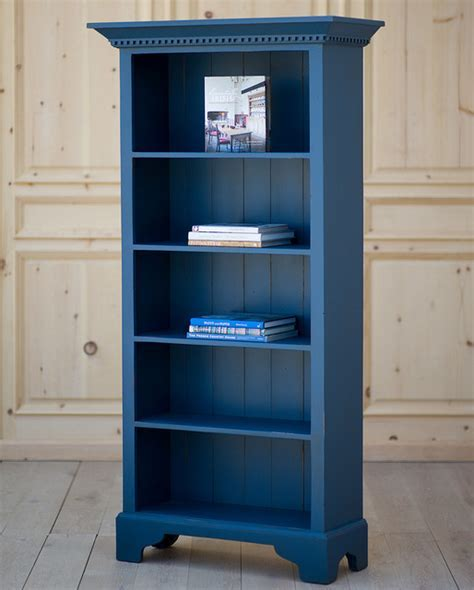 Cottage Tall Bookcase   Traditional   Bookcases   new york