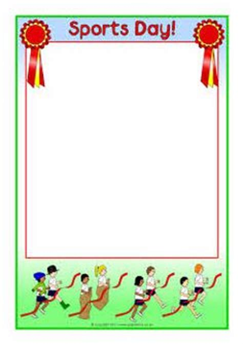 sports day certificate template sports day certificates education sports