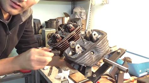 spianatura testata come smontare la valvola dalla testata motore motore a
