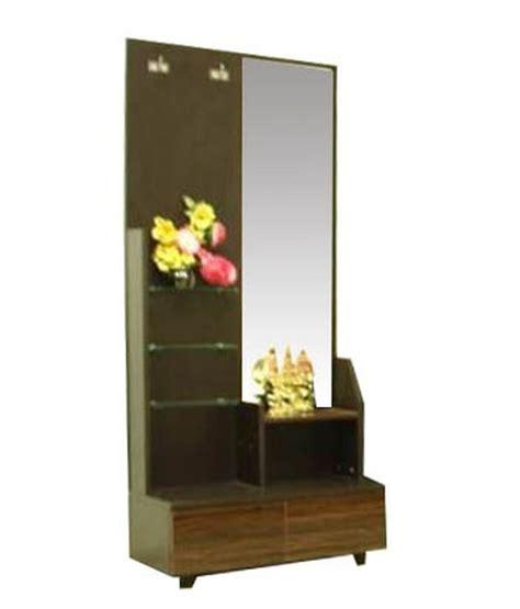 nilkamal bedroom furniture nilkamal longston dressing table wenge buy nilkamal