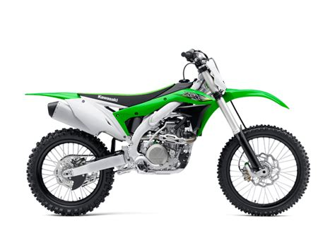 Kawasaki 250 Ltd Green 2016 kx 250f motocross motorcycle by kawasaki