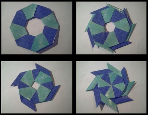 How To Make Origami Pinwheel - origami pinwheel by shinobi56 001 on deviantart