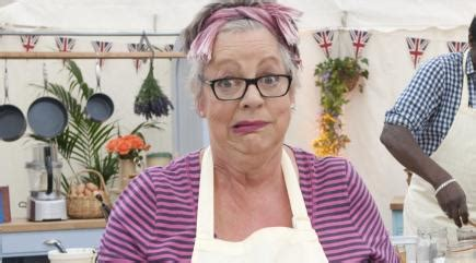 jo brand is up for moving to channel 4 with the great bake off fans will have to buy sausage rolls now jokes jo