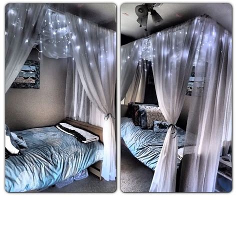 bed with canopy diy bed canopy d i y pinterest diy canopy