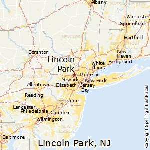 best places to live in lincoln park new jersey