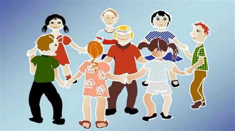 imagenes de niños jugando una ronda canciones y juegos infantiles c 243 mo se juega a la
