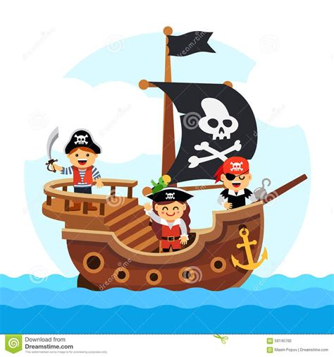 boat cartoon pirate image result for pirate ship cartoon ui ux2 pinterest