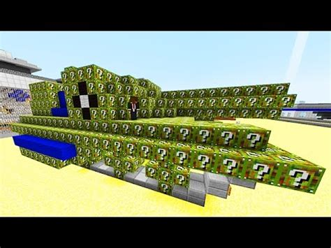 Nb 01354 Spongebob Block Station lucky blocks pyramid mod challenge minecraft modded m doovi
