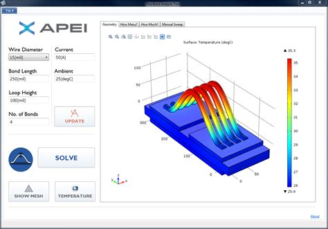 transformer and inductor modeling with comsol multiphysics power inductor comsol 28 images modeling convective cooling of electrical devices comsol