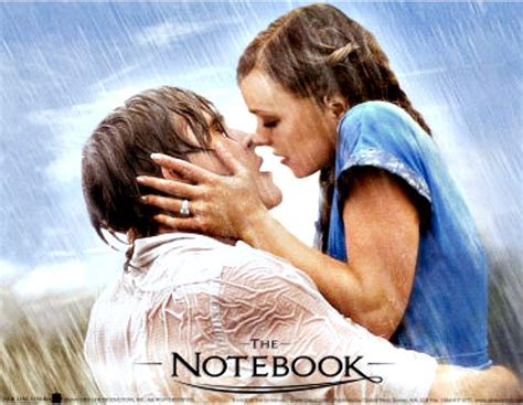 film notebook the notebook movie poster mcadams gosling hooked on houses