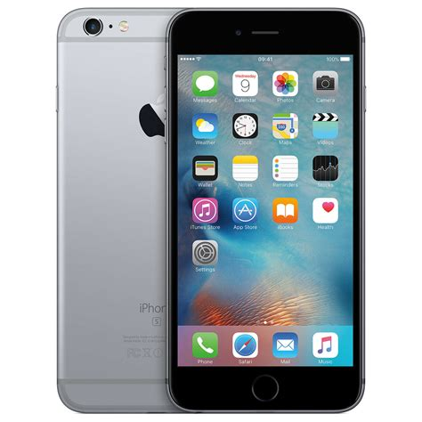 apple iphone 6s plus ios 5 5 quot 4g lte sim free 128gb at lewis