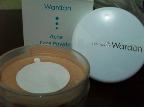 Daftar Harga Rangkaian Wardah Acne Series sold out thank you wardah acne powder for your