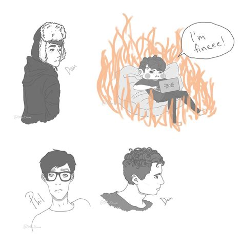 doodle name lester dan and phil doodles by imiradraws on deviantart