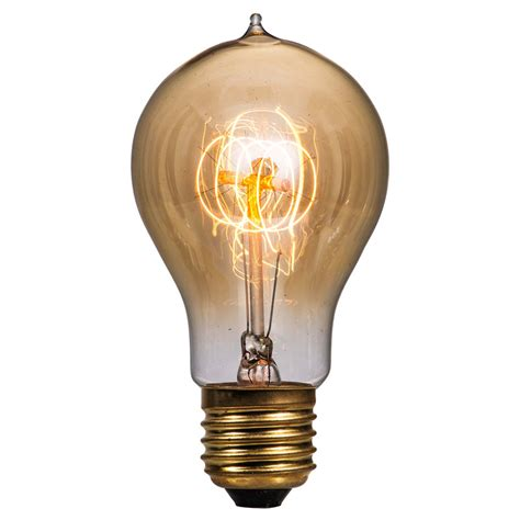 Shop Litex Vintage 60 Watt For Indoor Dimmable Warm White Light Bulb Lights