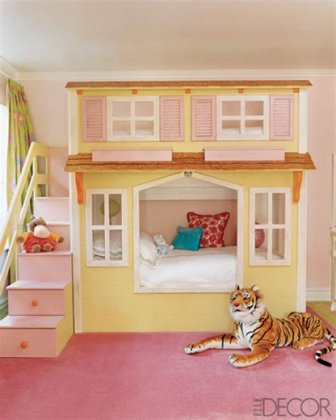 house bed for girl 33 wonderful girls room design ideas digsdigs