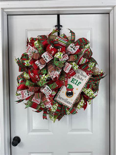 christmas wreath merry christmas wreath christmas decor