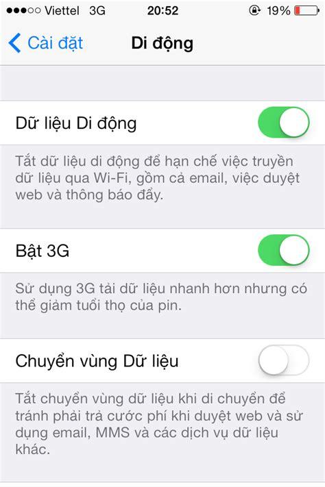Bat A0262 Iphone 5 5s c 225 ch bật tắt 3g tr 234 n iphone 5 5s
