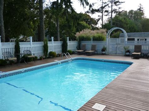 captains house inn the pool picture of captain s house inn chatham tripadvisor