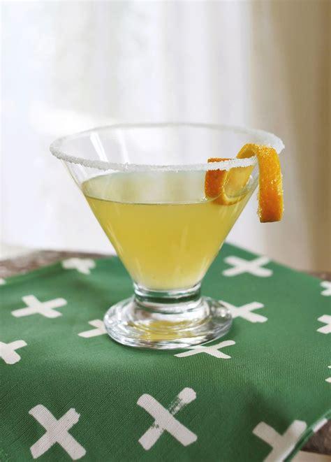 lavender cocktail lavender citrus martini a beautiful mess