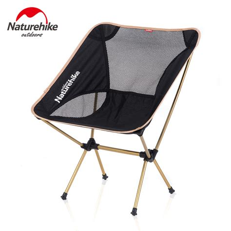 small portable chairs naturehike moon chair lightweight outdoor chair