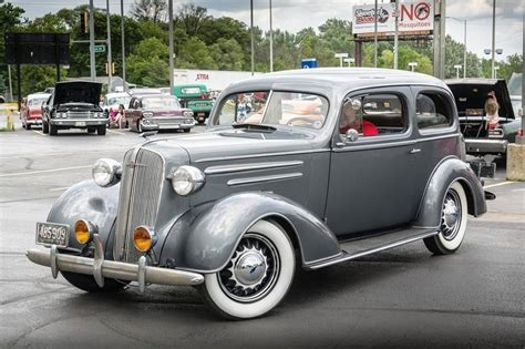 1936 Chevrolet Parts History Just As Much A Part Of 1936 Chevy As Its Turn Signals