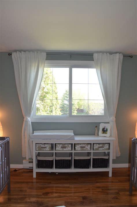 Nursery Window Treatments And Ellaina S Neutral Nursery Project Nursery