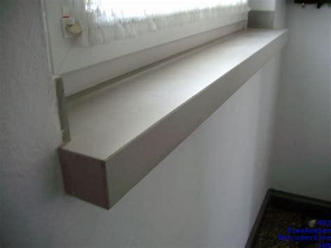 abschlussleiste fensterbank sichtbetonm 246 bel fj kieskemper betonstein