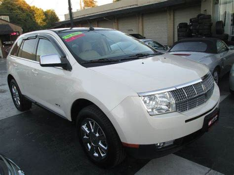 auto body repair training 2007 lincoln mkx free book repair manuals find used 2007 lincoln mkx base sport utility 4 door 3 5l in elk grove california united