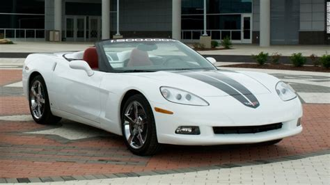first corvette ever made first restored corvette damaged by museum sinkhole cnn com